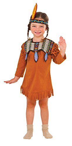 Rubie's Costume Indian Maiden Value Child Costume, Small ()
