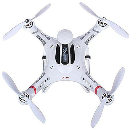 CXHOBBY - CX-20 Auto-Pathfinder, RTF Drone (GPS Cuadricóptero RC ...