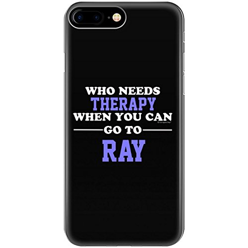 Who Needs Therapy When You Can Go To Ray - Phone Case Fits iPhone 8 - Apparel 8 Rays
