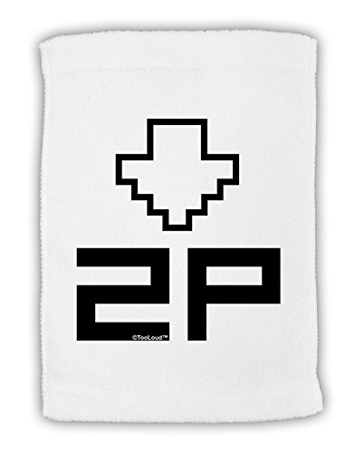 TOOLOUD Player Two Selection Icon Micro Terry Sport Towel 11