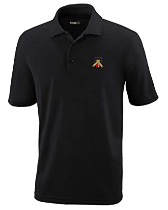 Polo Performance Shirt Sport Cricket Logo Embroidery Team