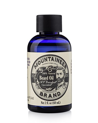 Beard Mountaineer Brand Barefoot UNSCENTED product image