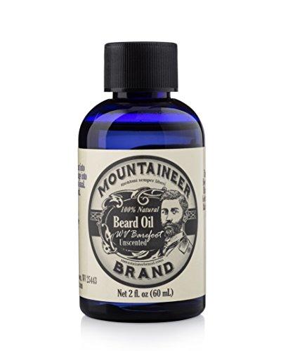 Beard Mountaineer Brand Barefoot UNSCENTED