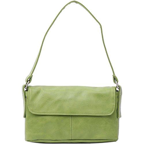 Zwei Mademoiselle M3 - Bolso de mujer (23 cm) verde verde