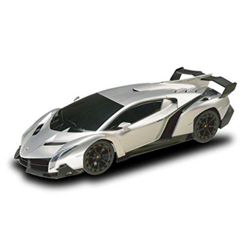 XQ TOYS 1/12 Scale Lamborghini Veneno SuperCar Radio Remote Control Sport Racing Car R/C Ready to Run (All Batteries including)