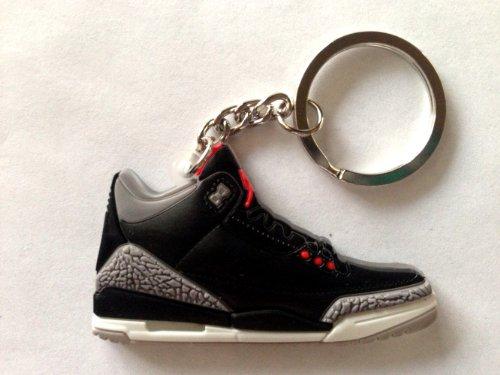 jordan shoe keychain - 4