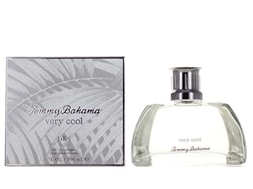 Very Cool By Ṭommy Ḅahama For Men Eau De Cologne Spray 3.4 Oz.