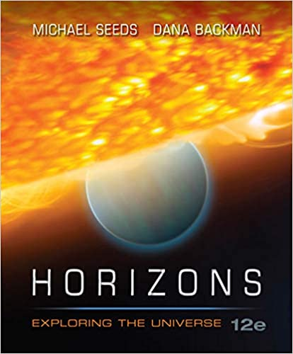 Horizons: exploring the universe 014, michael a. Seeds, dana.