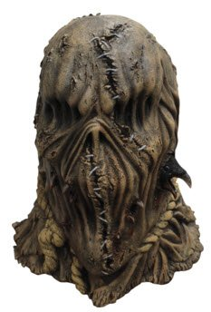 [Scare the Crows Scarecrow Mask] (Scary Scarecrow)