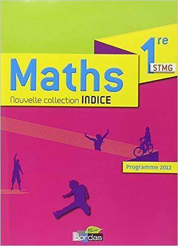En ligne Indice 1re STMG • Manuel de l'élève epub pdf