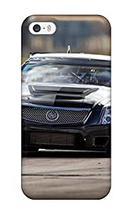 For Iphone 5/5s Tpu Phone Case Cover(cadillac)