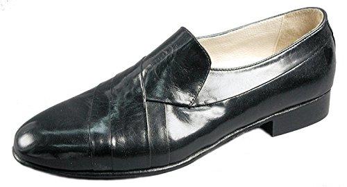Giorgio Brutini Men's 24438 Slip On Loafer,Black,8.5 M US by Giorgio Brutini