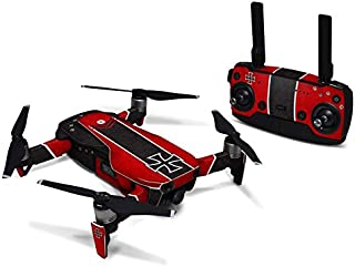 product image for The Baron 51 Piece Decal Kit for DJI Mavic Air Drone - Includes Drone Skin, Controller Skin and 3 Battery Skin (The Baron)