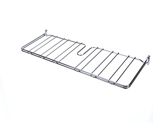 Super Erecta Chrome Plated Metro (Metro DD24C Super Erecta Chrome Plated Shelf Divider, 24