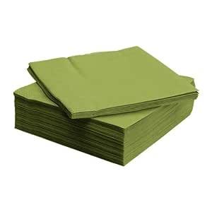 FANTASTISK, 50 unidades altamente absorbente verde medio ...