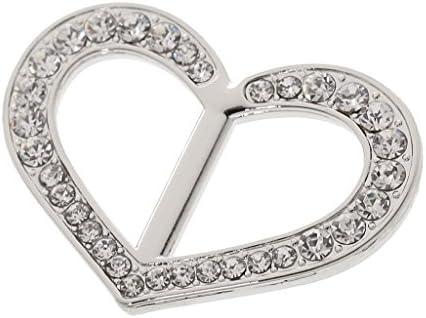 MagiDeal Elegant Crystal Rhinestone Jewelry