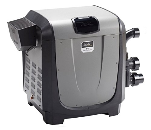 Jandy JXI400N Compact Swimming Pool Spa Hot Tub Natural Gas Heater 400K (Jandy Energy Sweep)