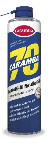 Caramba 6006643 70 mit tellerübergreifendem Sprühkopf, 400 ml