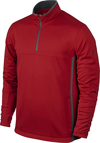 Nike Golf Therma-FIT Cover-Up, Red, Large