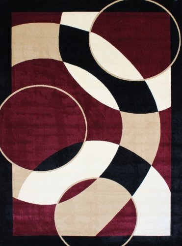 maroon buy bed rug x from bath home southwest rugs rizzy burgundy beyond in area border foot