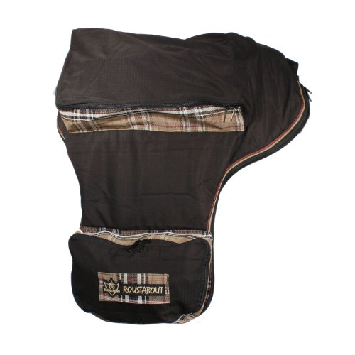Kensington KPP Roustabout Western Saddle Cover, Deluxe for sale  Delivered anywhere in USA