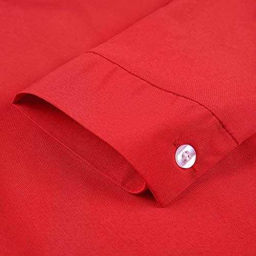 Garçon Mode Sweat T Rouge Manche A Homme Chemise Plaid Vest Cher La shirt À Vetement Gilet Tee Coton Top Bande Blanche Longue Ado Pas v0wgRfq