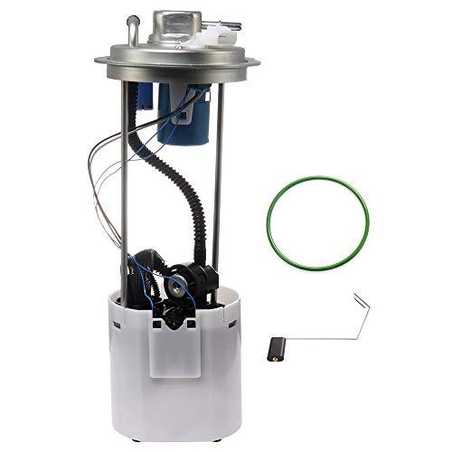 ECCPP Electric Fuel Pump Module Assembly w/Sending Unit Replacement for 2007-2008 Chevrolet Silverado 1500 V6-4.3L E4057M