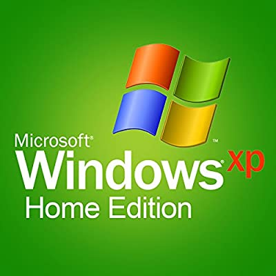 Microsoft Windows XP Home Edition SP3 32-Bit CD + Genuine Product Key