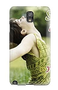 3032855K81583585 Premium freedom Quotes Case For Galaxy Note 3- Eco-friendly Packaging