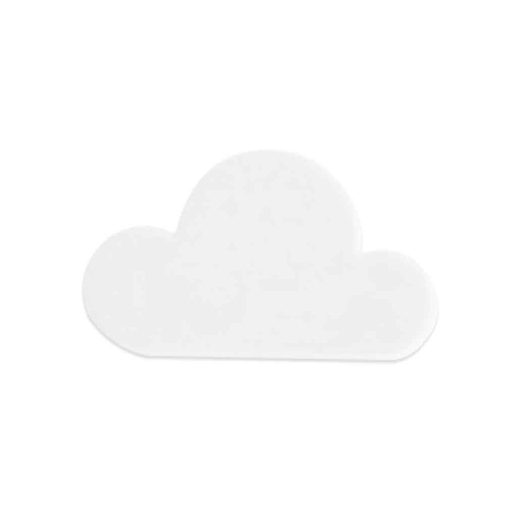 Lidahaotin Nouveauté nuage Forme aimants magnétiques muraux Touches Porte-clés en toute sécurité les