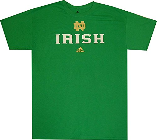Adidas Notre Dame Irish Shirt - 4