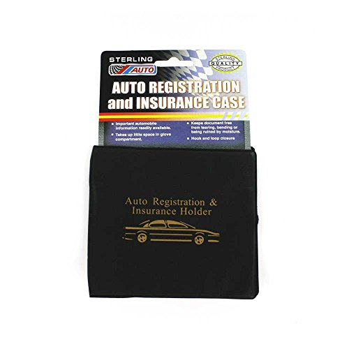 car-registration-insurance-holder-wallet-black-case-id-card-pack-of-3