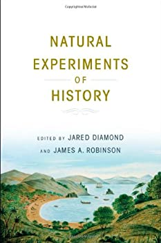 Natural Experiments of History 0674035577 Book Cover