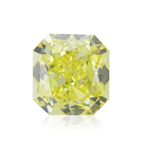 0.46 Ct Radiant Diamond - 5