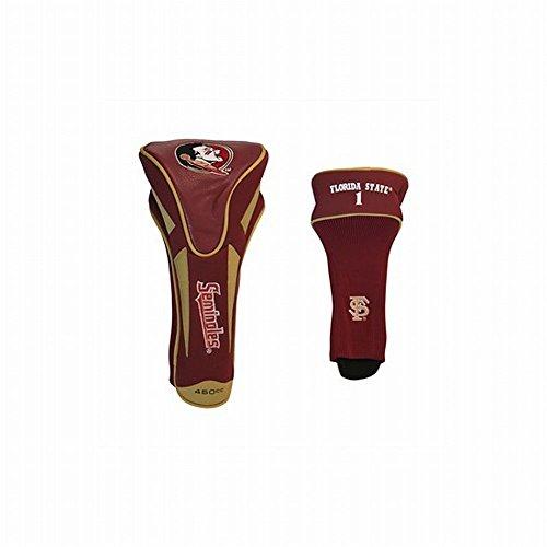 - NCAA Florida State Seminoles (FSU) Garnet-Gold Apex Headcover