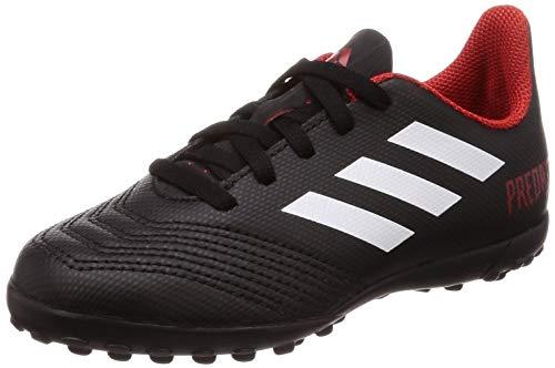 4 18 Rojo Negbás Mixte Adulte Noir J TF Football 001 Predator Tango adidas de Chaussures Ftwbla tqFwHCRnx
