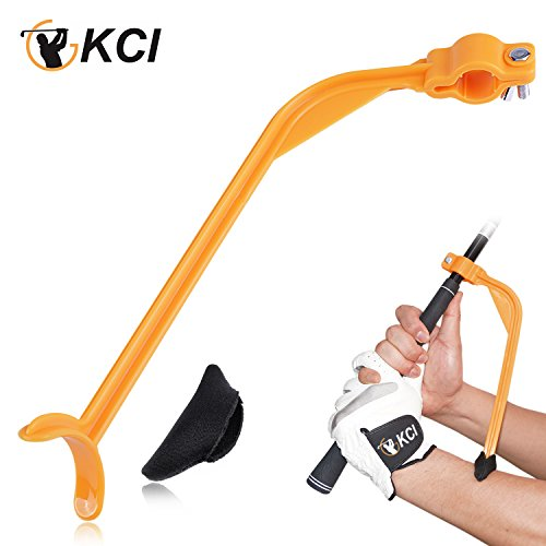 GKCI Golf Swing Training Aid Practicing Guide Golf Accessories