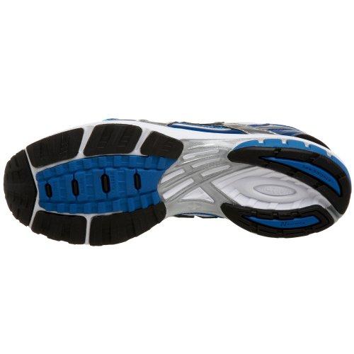 New Balance, Scarpe da corsa uomo, (white-blue), 45.5 EU