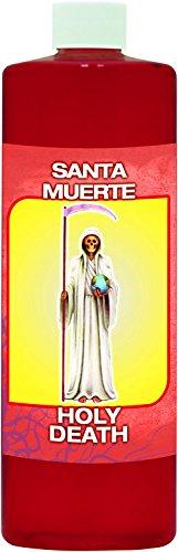 Spiritual Water Holy Death 16ozAGUA ESP SANTISIMA MUERTE 16oz by Indio Products