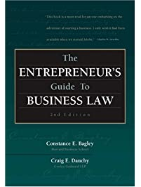 Amazon business law books the entrepreneurs guide to business law fandeluxe Images