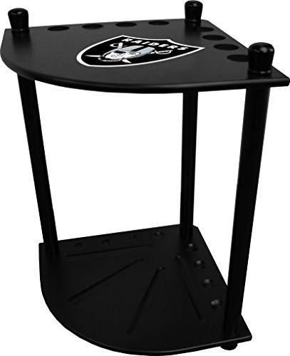 Oakland Raiders Nfl Billiard Ball - Imperial Officaly Licensed NFL Furniture: Corner Cue Rack, Oakland Raiders