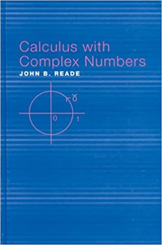Book Calculus with Complex Numbers