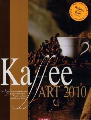 Weingarten-Kalender KaffeeArt Duftkalender 2010