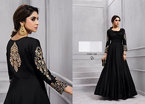 wedding salwar suit le cocktail che lungo musulmane wear Richlook party party wear Long il tocca party donne gown dress 2697 pavimento che indowestern 7aqR1