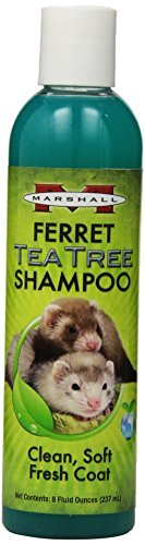 - Marshall Pet Products Tea Tree Ferret Shampoo by Marshall Pet Products