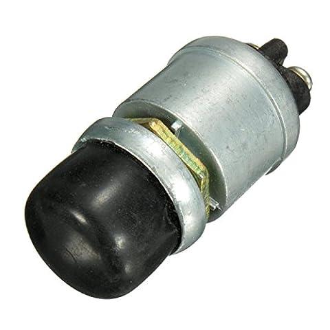 Waterproof Car Boat Bike Switch Push Button Horn Engine Start 12V 20A Heavy Duty 6.1 x 2.8cm Favorable (Push Button Bike Horn)