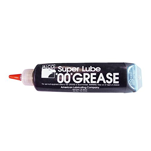Alco ALCO61SL 9 oz Super Lube 00'' Universal Grease for Dual-Stage Snow Blowers by Alco