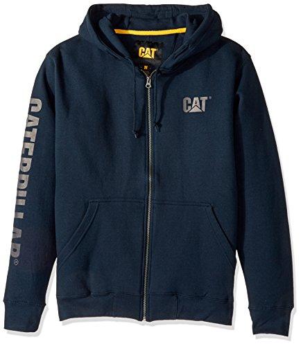 caterpillar-full-zip-hooded-sweatshirt-dark-marine-2x-large