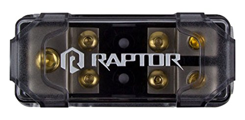 Raptor R52MANL PRO SERIES - MANL 2-Position Fused Distribution Block