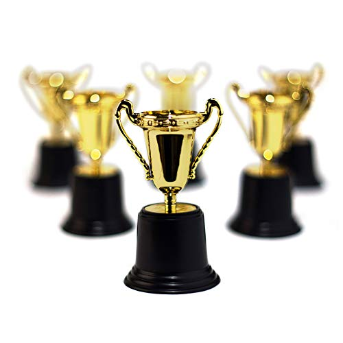 Neliblu Gold Award Trophy Champion Cups 5